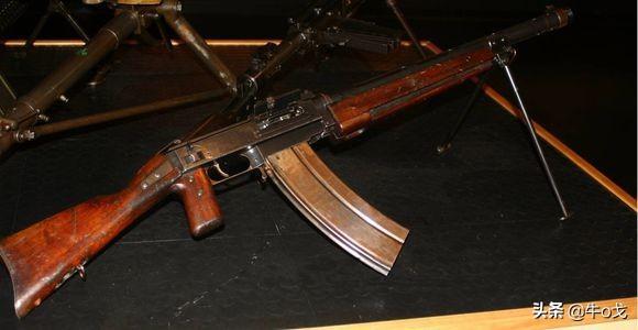 中原大战中的蒋军自动步枪营,装备了哪一型的自动步枪?
