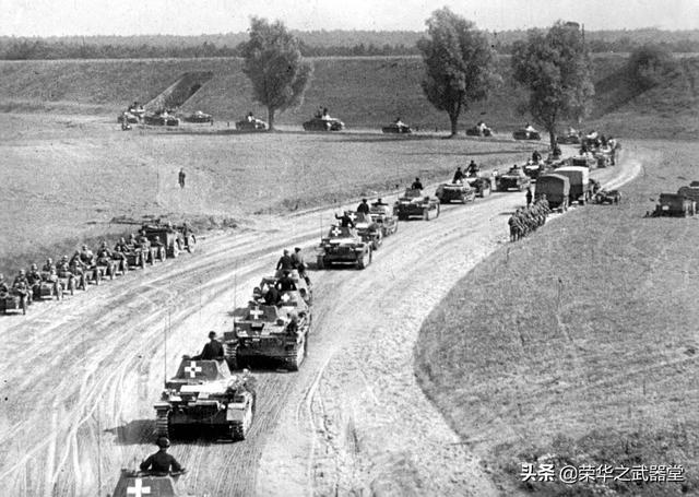 二战德国战败并非战略问题,三军发展的重大失误才是重要原因