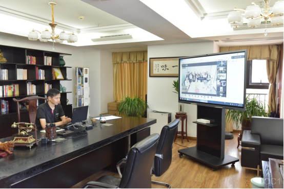 热烈祝贺重庆恒迅加入中韬华益城市合伙人线上签约仪式成功举办