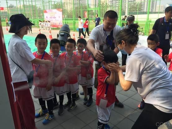 2021年少儿足球星计划北京嘉年华,点点星光终能照亮梦想的夜空